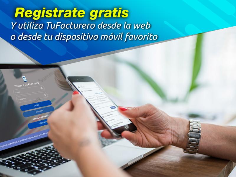 registro gratis Tufacturero