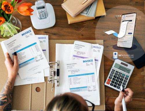 Cómo realizar una factura electrónica