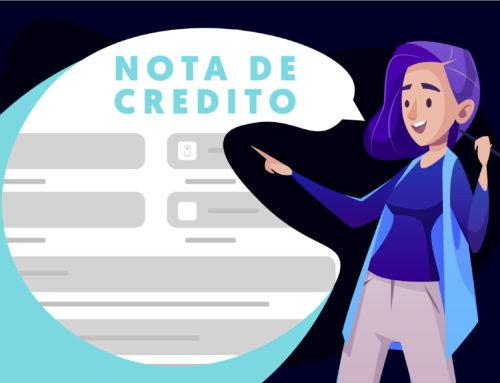 ¿Cómo realizar una Nota de crédito?