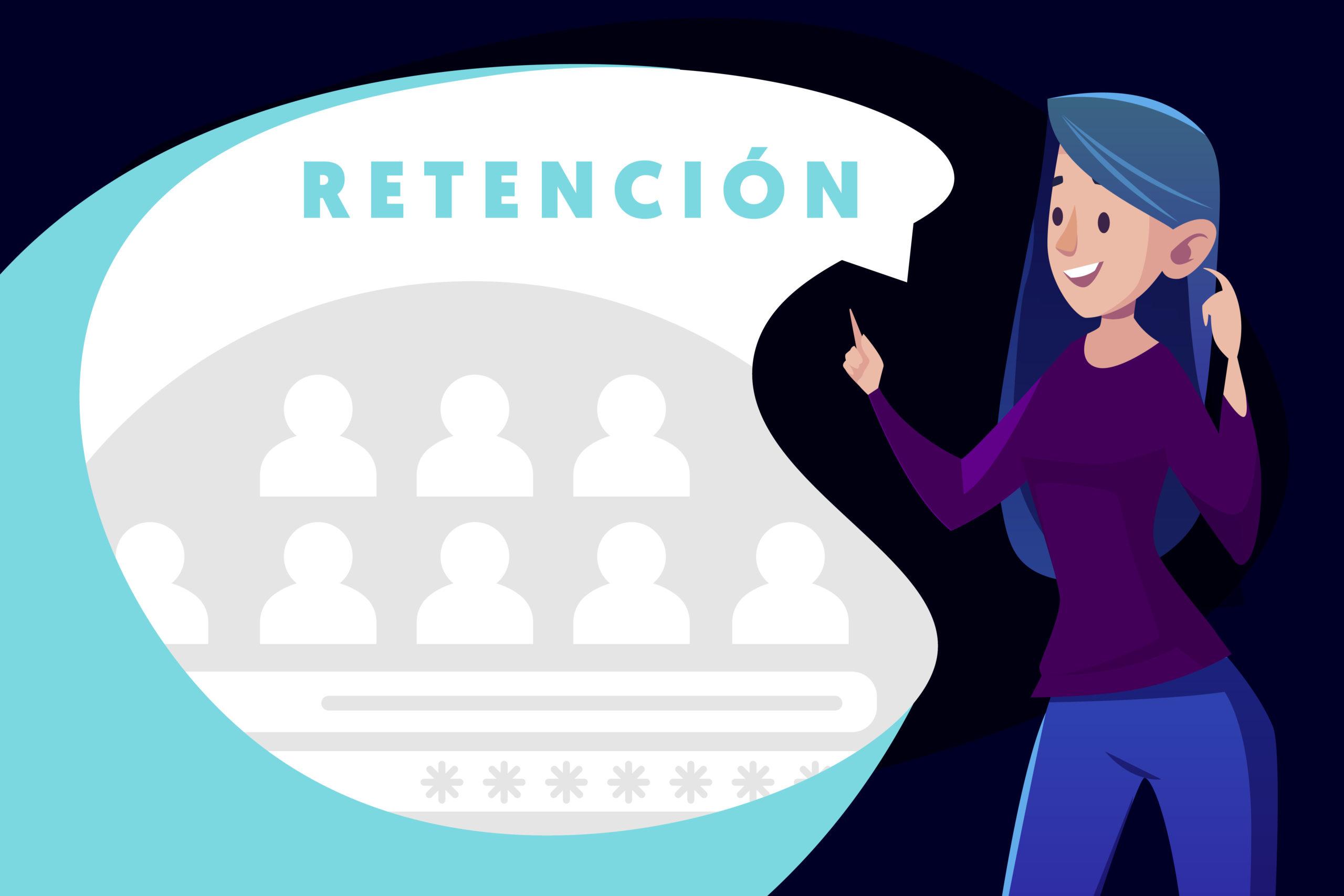 Como hacer una retención electrónica