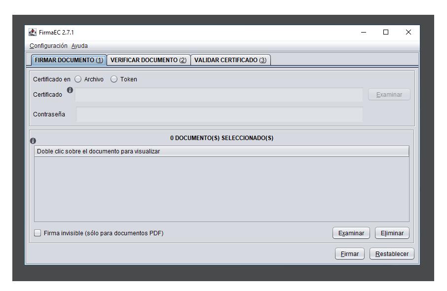 software FirmaEC