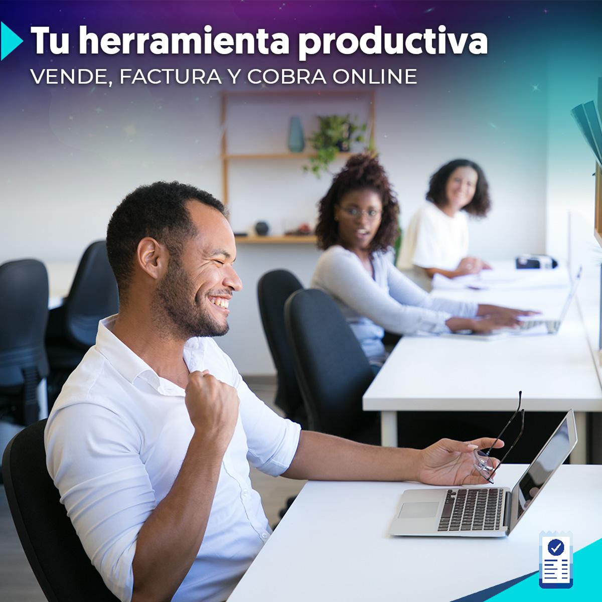 sitio web TuFacturero