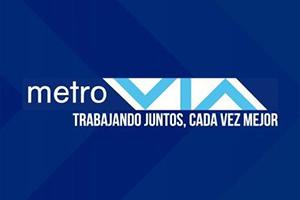 Firma Metro Vía